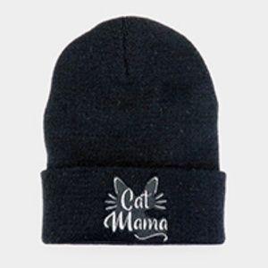 Cat mama hat